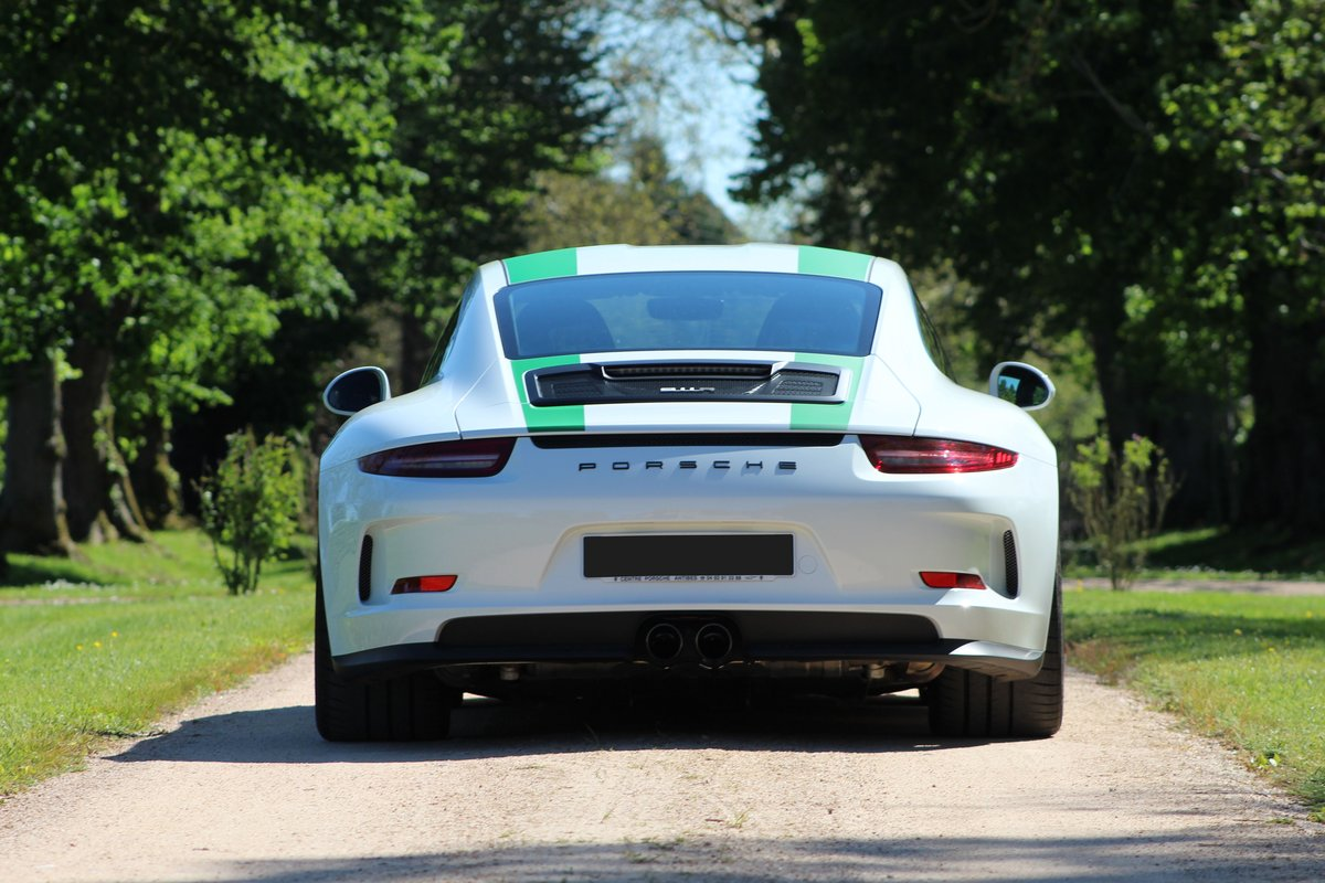 2016 Porsche 911 R No 359/991 For Sale by Auction (picture 4 of 6)