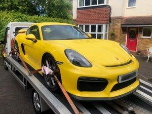 £79,995 : 2016 PORSCHE CAYMAN GT4