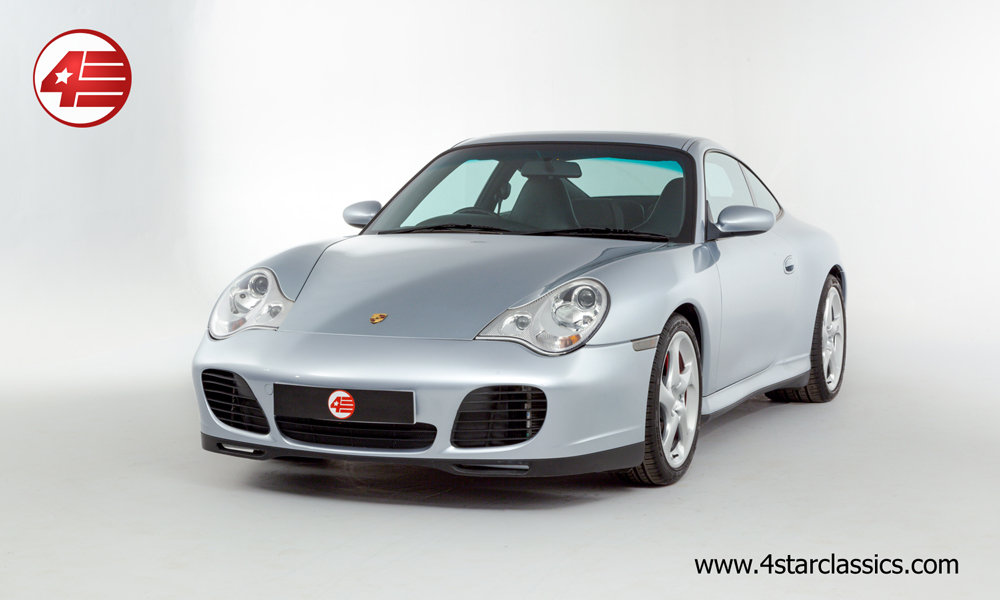 2002 Porsche 996 Carrera 4S /// Sports Seats /// 54k Miles For Sale (picture 1 of 6)