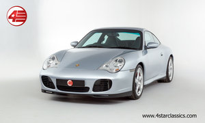 2002 Porsche 996 Carrera 4S /// Sports Seats /// 54k Miles For Sale