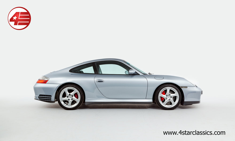 2002 Porsche 996 Carrera 4S /// Sports Seats /// 54k Miles For Sale (picture 2 of 6)