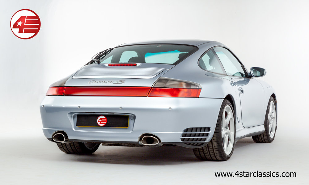 2002 Porsche 996 Carrera 4S /// Sports Seats /// 54k Miles For Sale (picture 3 of 6)