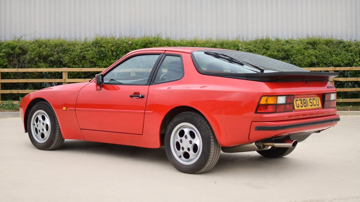 1989 Porsche 944 2.7 For Sale (picture 3 of 6)