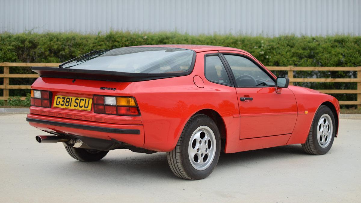 1989 Porsche 944 2.7 For Sale (picture 4 of 6)