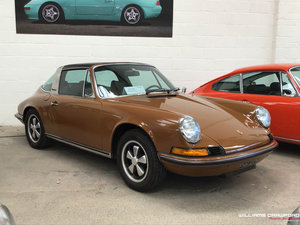 1972 Porsche 911 T Targa LHD For Sale