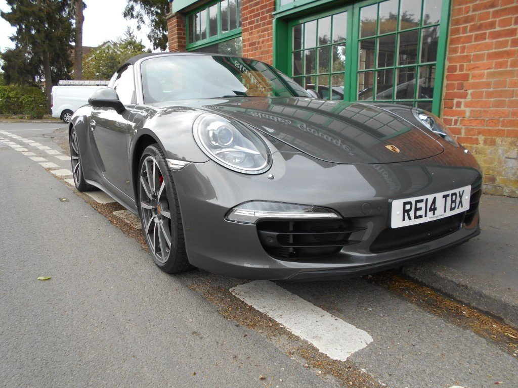 2014 Porsche 911 Targa 4S PDK  For Sale (picture 2 of 4)