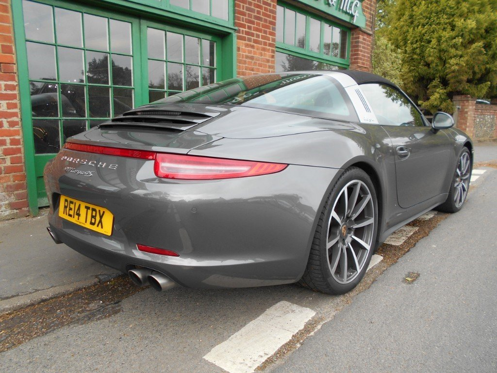2014 Porsche 911 Targa 4S PDK  For Sale (picture 3 of 4)