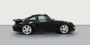 1998 Porsche 993 Turbo S  For Sale
