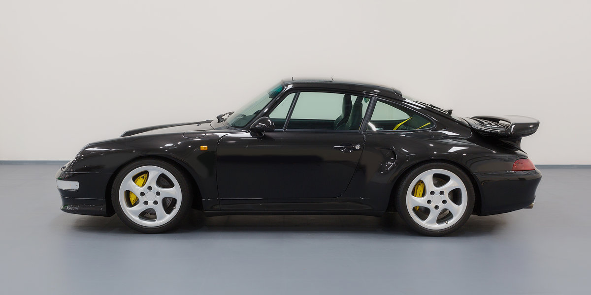 1998 Porsche 993 Turbo S  For Sale (picture 3 of 6)