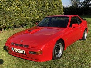 1982 Porsche Carrera GT Tribute