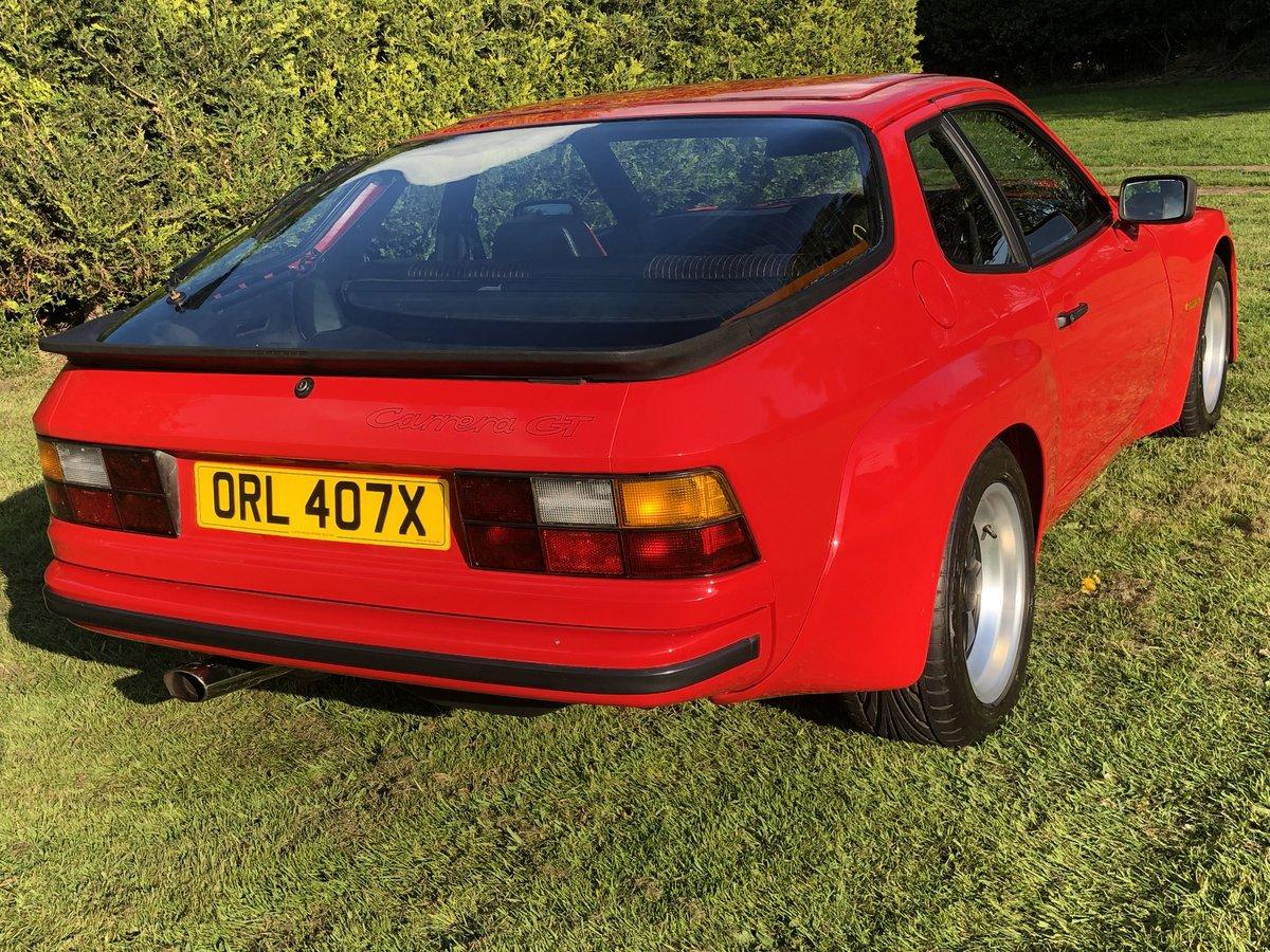 1982 Porsche Carrera GT Tribute For Sale (picture 2 of 6)