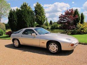 1991 (H) Porsche 928 S4 (Series 4) 5.0 V8 (*UK C16 Car*) For Sale