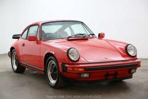 1987 Porsche Carrera Coupe