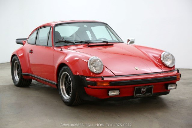1975 Porsche 930 Turbo For Sale (picture 1 of 6)