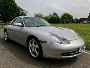 2000 Porsche 911 3.4 996 Carrera 4 Cabriolet AWD Manual For Sale