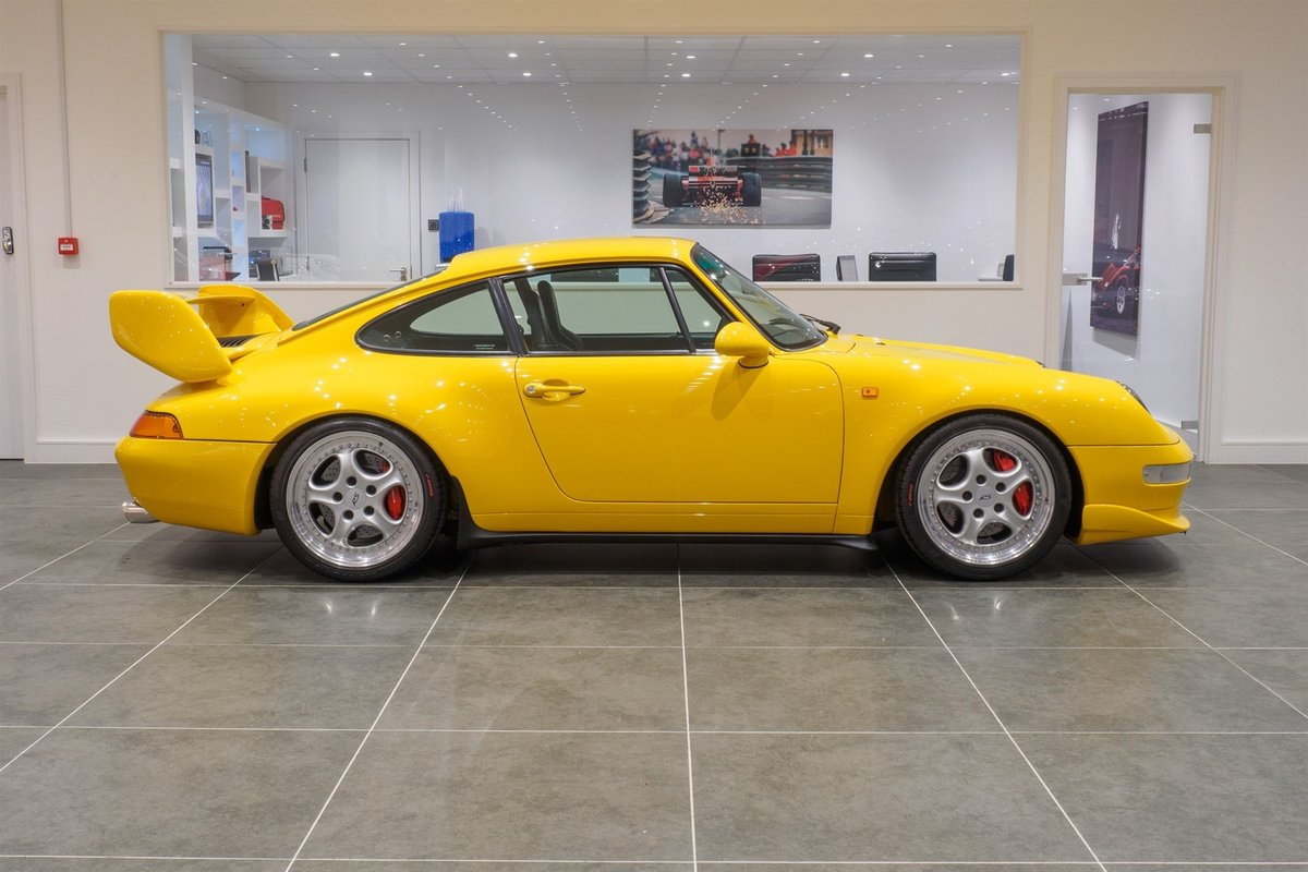 1996 Porsche 993 RS / Clubsport 'big' wing pack  For Sale (picture 2 of 6)