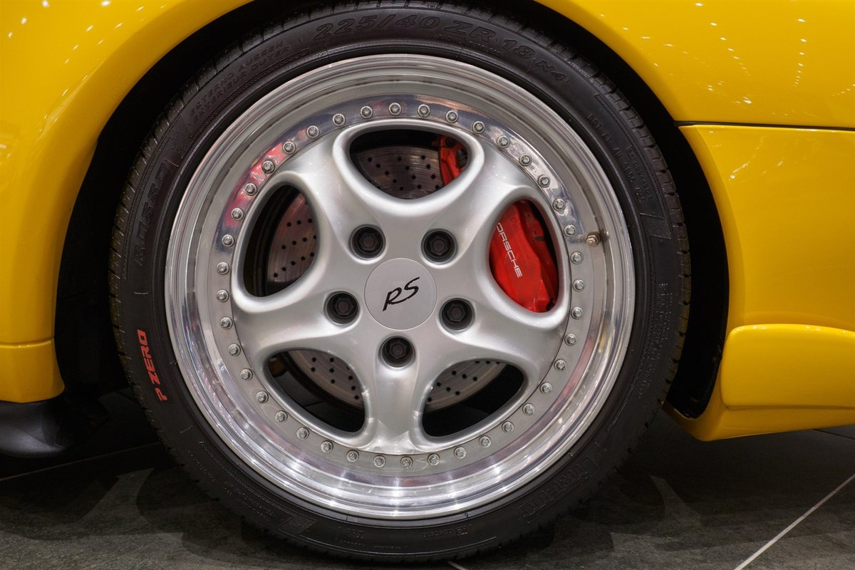 1996 Porsche 993 RS / Clubsport 'big' wing pack  For Sale (picture 6 of 6)