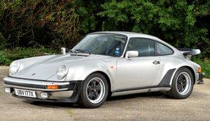 1981 Porsche 911 Turbo (930) SOLD