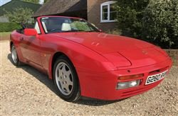 1989 944 Cabriolet - Barons Tuesday 4th June 2019