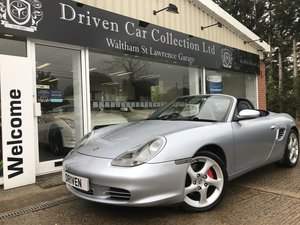 2004 Original Unmolested Low Mileage Boxster 3.2s For Sale
