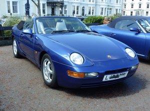 1994 Rare manual Porsche 968 Cabriolet For Sale
