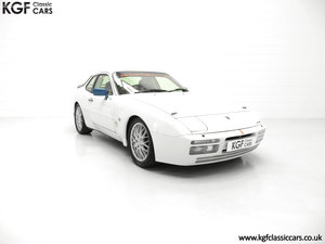 1989 An Exceptional Porsche 944 S2 Road Legal Trackday Car