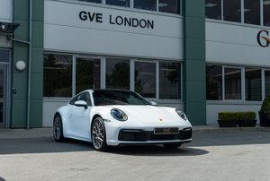 Porsche 911 (992) Carrera 4S 2019