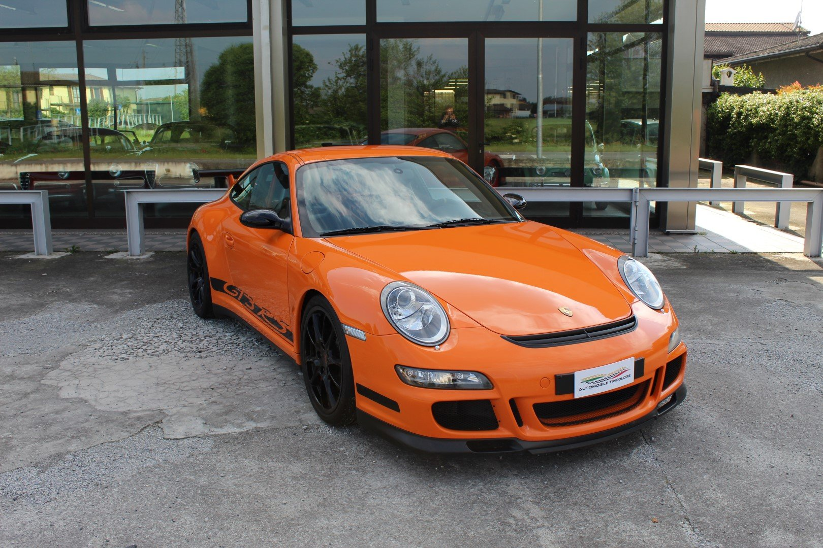 2007 Porsche 911 997 GT3 RS never repaint - first paint For Sale (picture 1 of 6)