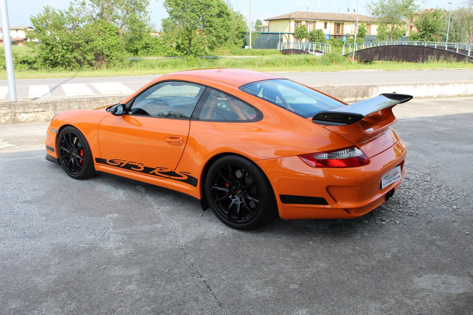 2007 Porsche 911 997 GT3 RS never repaint - first paint For Sale (picture 2 of 6)