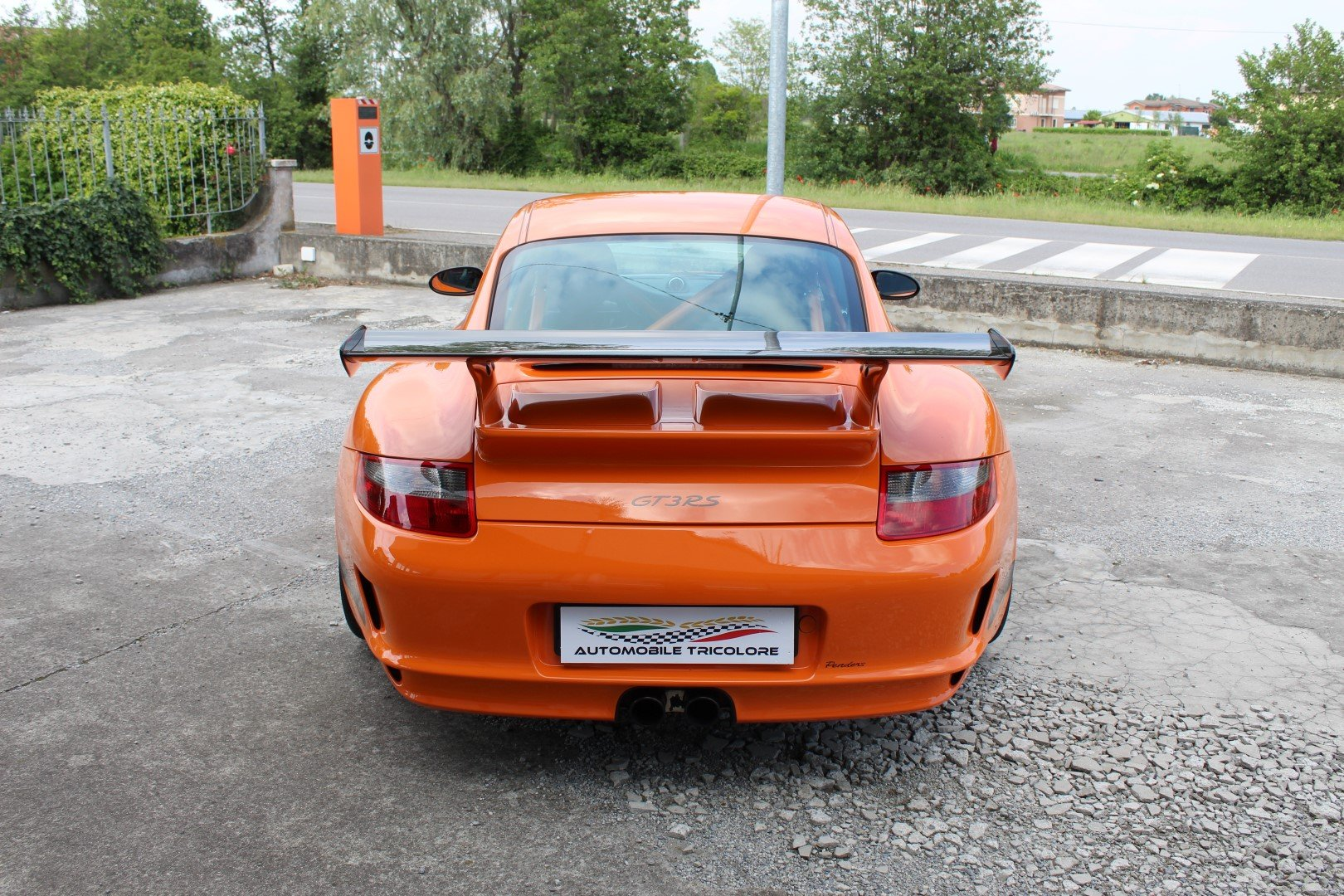 2007 Porsche 911 997 GT3 RS never repaint - first paint For Sale (picture 3 of 6)