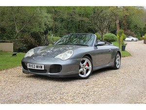2003 Porsche 911 3.6 996 Carrera 4S AWD 2dr MANUAL,INVESTMENT,HAR For Sale