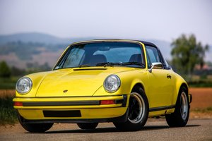 1974 Porsche 911 Carrera 2,7L Targa For Sale by Auction