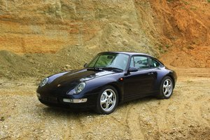 1995 Porsche 993 Carrera 4 For Sale by Auction