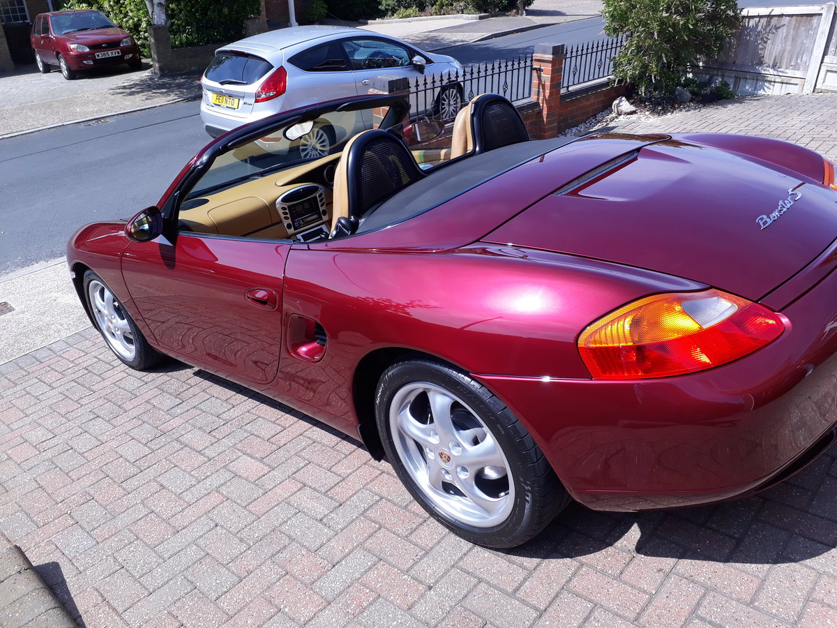 1998 porsche boxster For Sale (picture 4 of 6)
