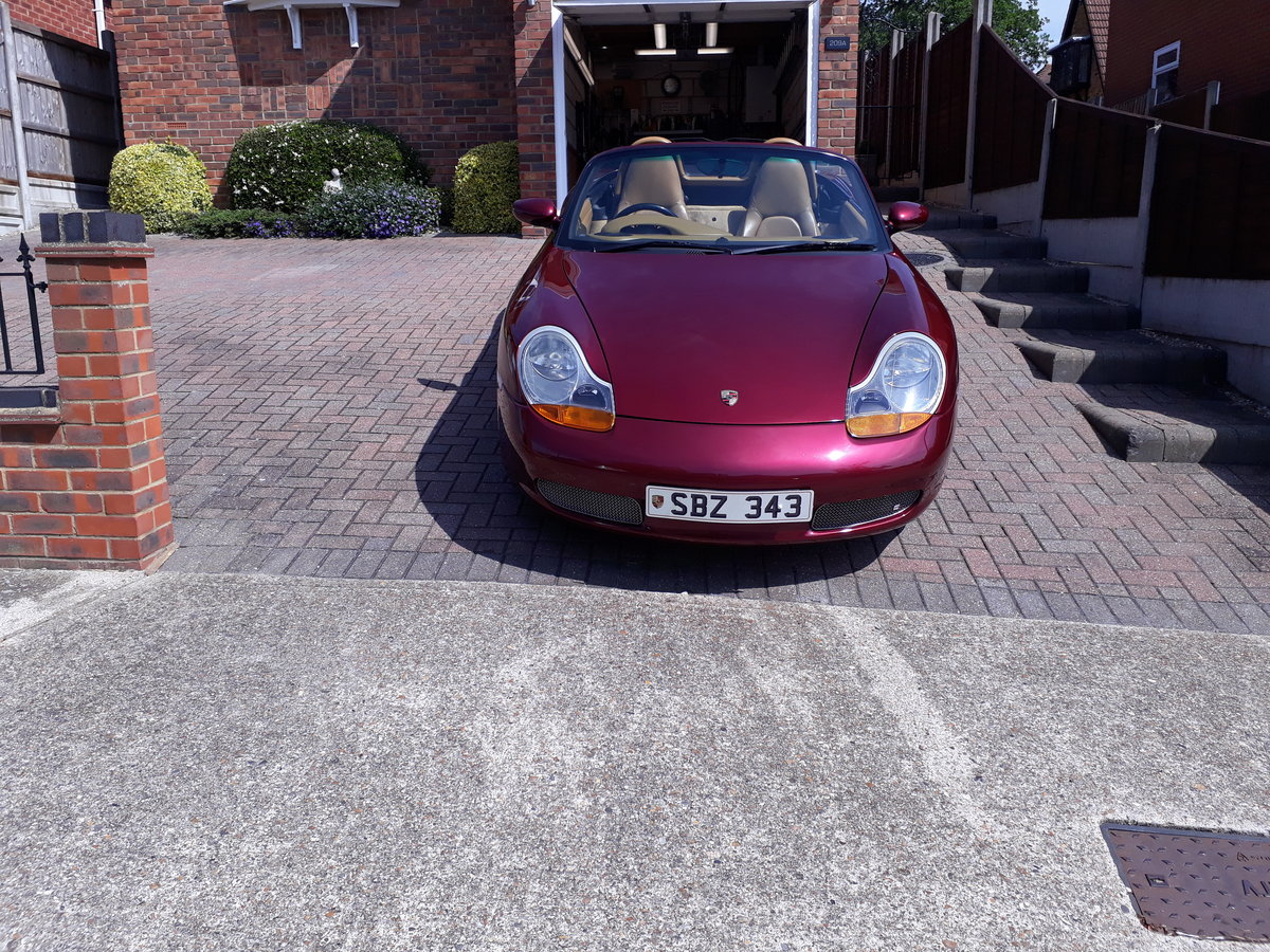 1998 porsche boxster For Sale (picture 6 of 6)