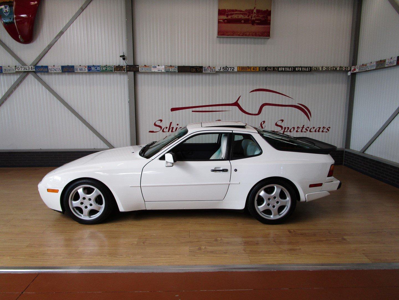 1986 Porsche 944 Turbo Targa For Sale (picture 2 of 6)