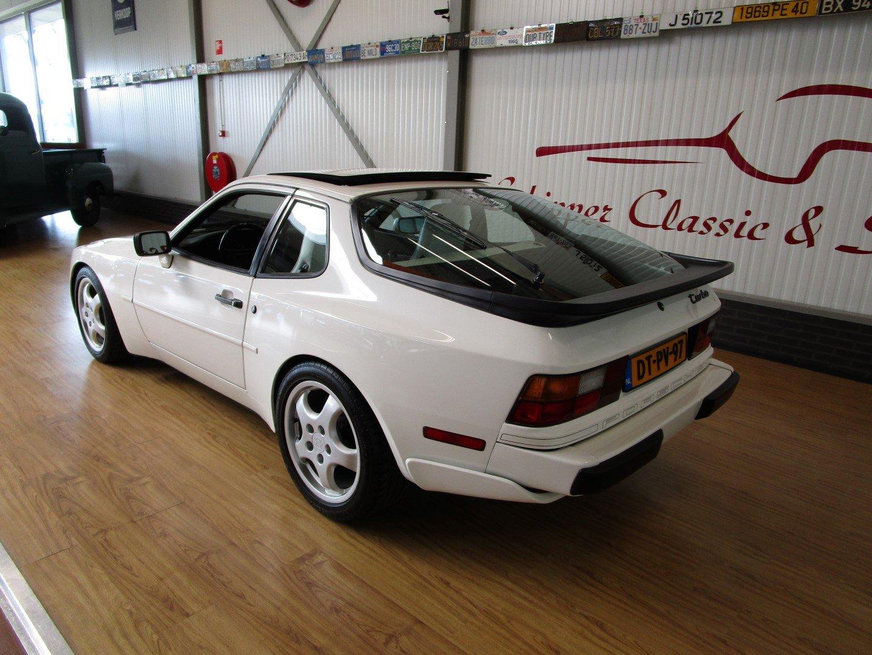1986 Porsche 944 Turbo Targa For Sale (picture 3 of 6)