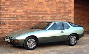 1980 Porsche 924 Turbo Series One For Sale