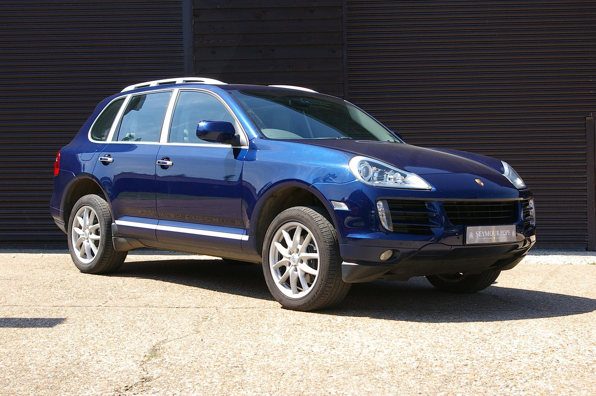 2007 Porsche Cayenne 3.6i V6 Tiptronic Auto AWD (35,000 miles)  SOLD (picture 1 of 6)