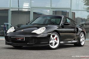 2002 Porsche 996 Turbo Tiptronic S coupe