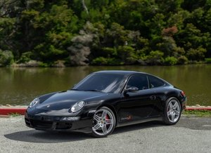 2008 Porsche 911 Carrera S Coupe = All Black Manual $48.5k For Sale