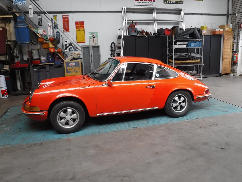1969 Porsche 912 orange '69 For Sale (picture 2 of 6)
