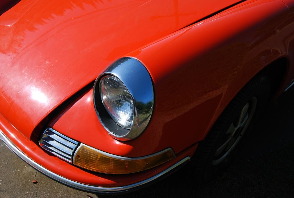 1969 Porsche 912 orange '69 For Sale (picture 6 of 6)