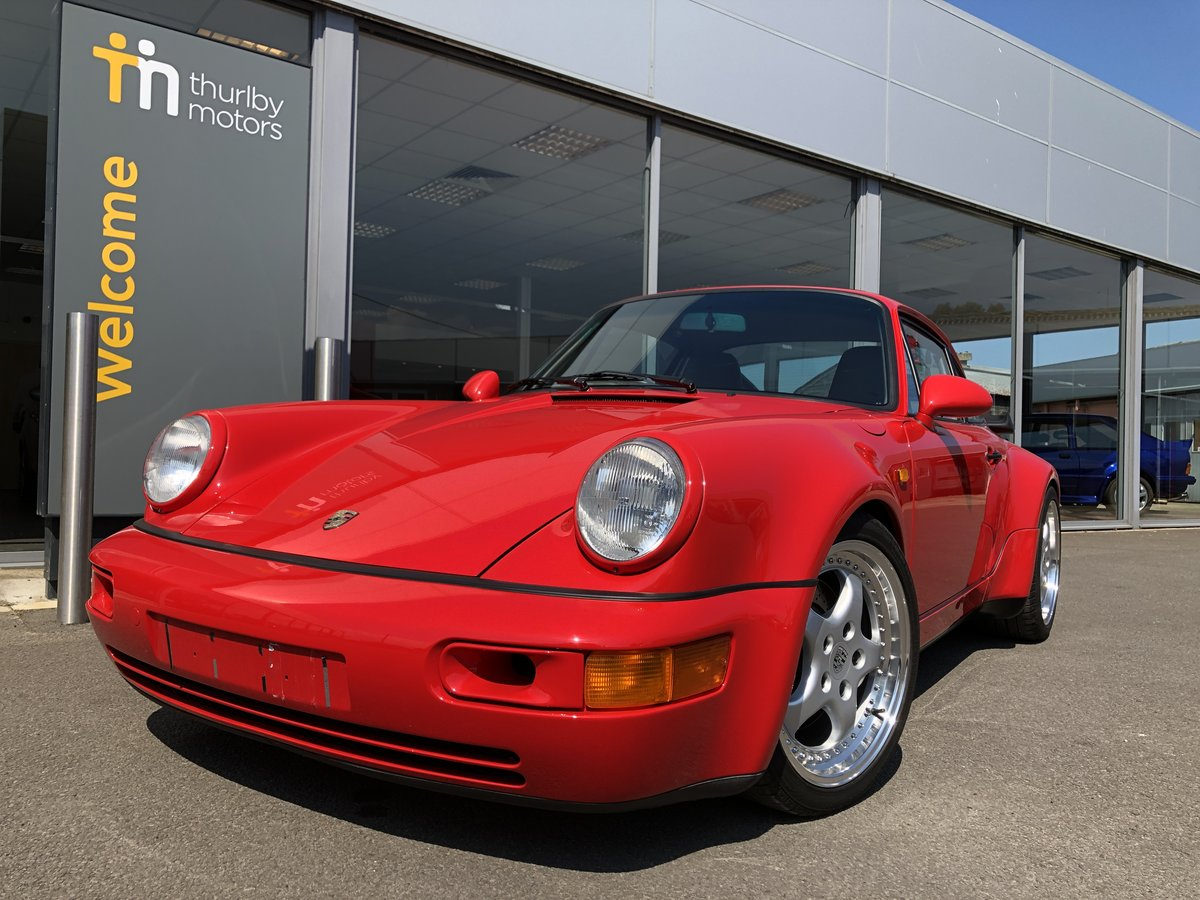 1993 Porsche 911 Turbo Coupe For Sale (picture 2 of 6)
