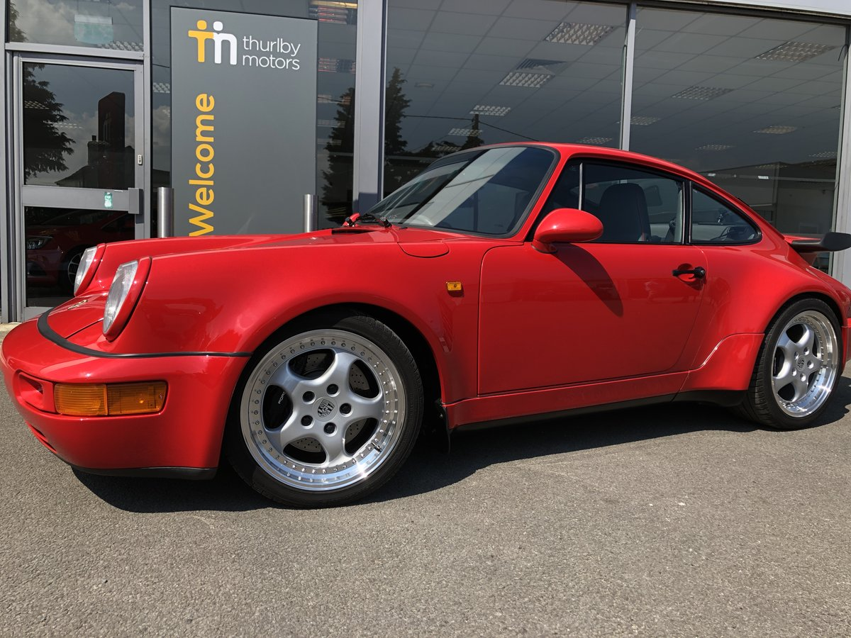 1993 Porsche 911 Turbo Coupe For Sale (picture 3 of 6)