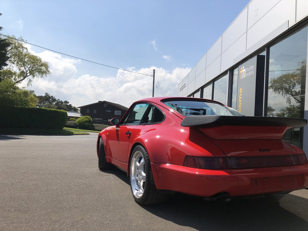 1993 Porsche 911 Turbo Coupe For Sale (picture 5 of 6)