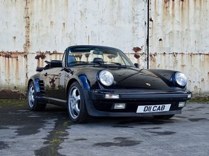 1989 Porsche 911 Supersport Cabriolet 'Exclusive'. 35,000 miles For Sale