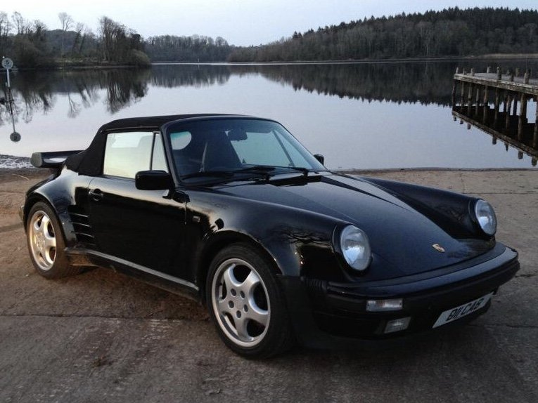 1989 Porsche 911 Supersport Cabriolet 'Exclusive'. 35,000 miles For Sale (picture 3 of 6)