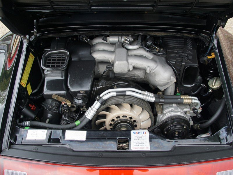 1996 Porsche 993 911 Carrera Convertible fully documented, all hi For Sale (picture 4 of 6)