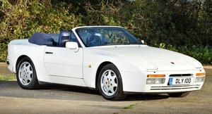 1992 Porsche 944 S2 Cabriolet  SOLD